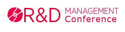 R&D Management Conference Office logo